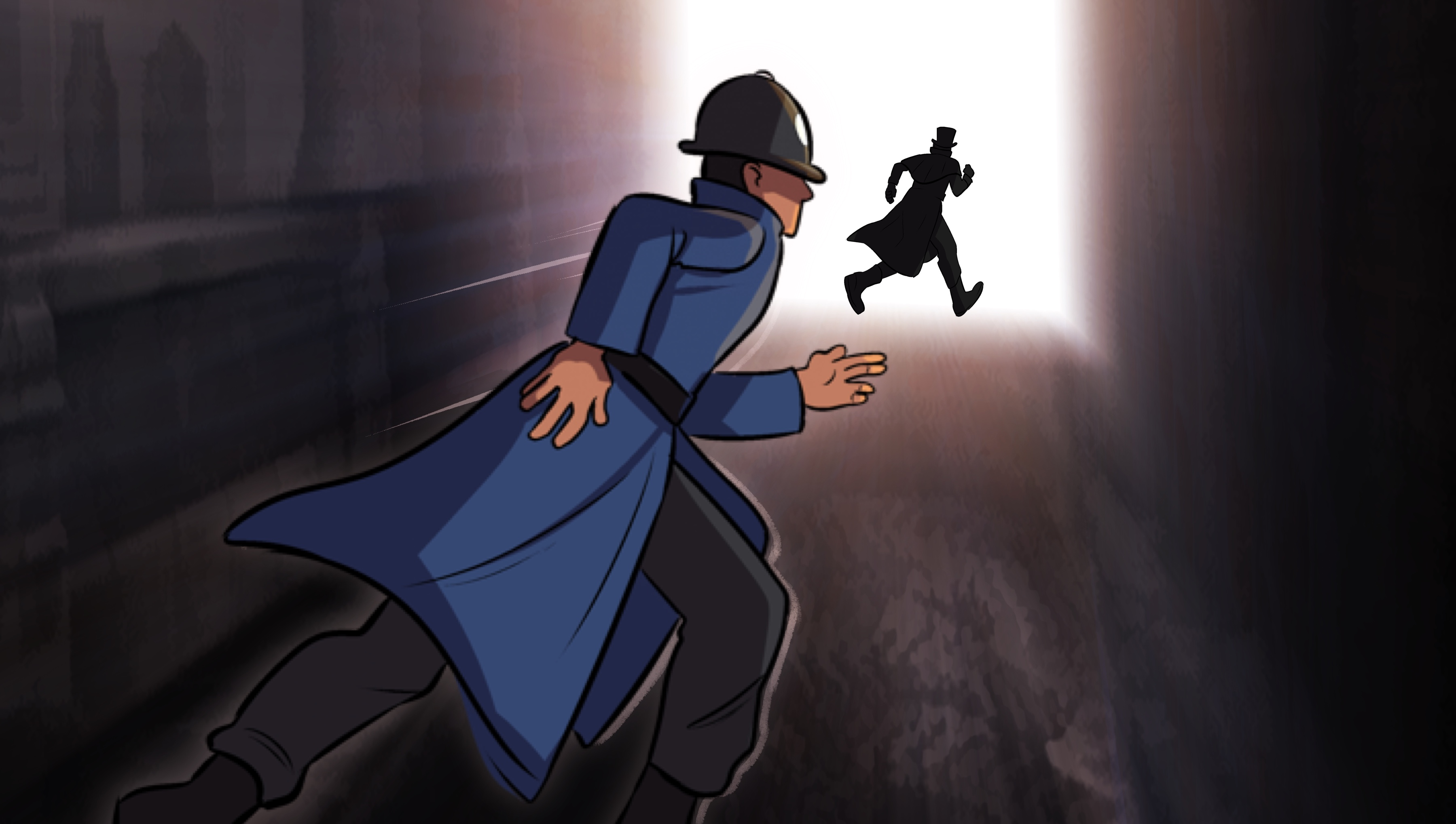 New Adventures: Track the Ripper – Zombies, Run!